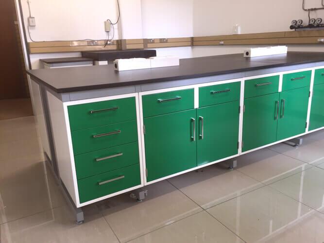 lab renovation